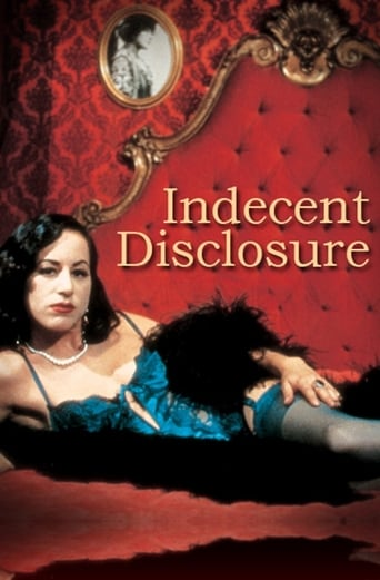Indecent Disclosure Poster