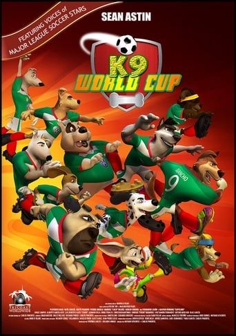 Poster of K-9 World Cup