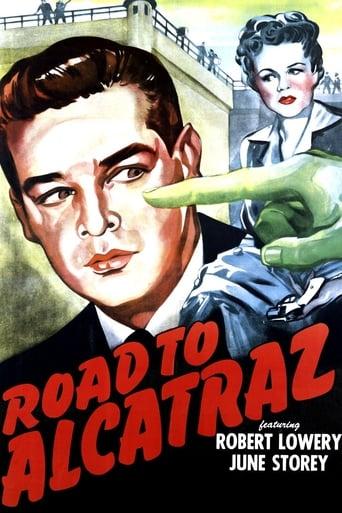 Poster of Road to Alcatraz