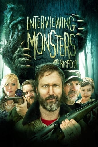 Poster of Interviewing Monsters and Bigfoot