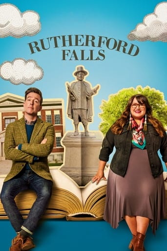 Poster of Rutherford Falls