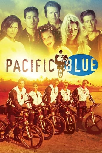 Poster of Pacific Blue