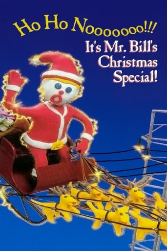 Poster of Ho Ho Nooooooo!!! It's Mr. Bill's Christmas Special!