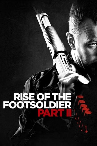 Poster of Rise of the Footsoldier Part II