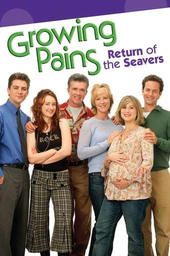 Poster of Growing Pains: Return of the Seavers