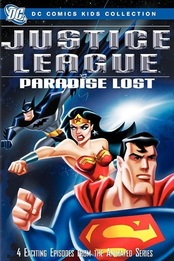 Poster of Justice League: Paradise Lost