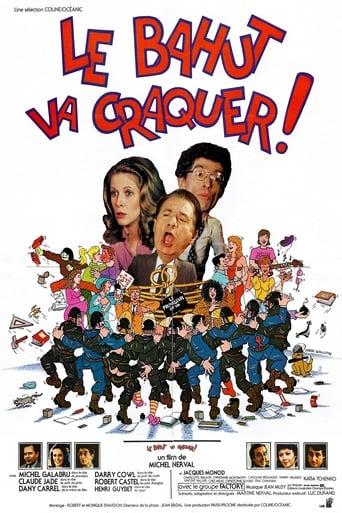 Poster of Le bahut va craquer