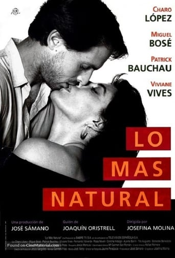 Poster of The Most Natural Thing