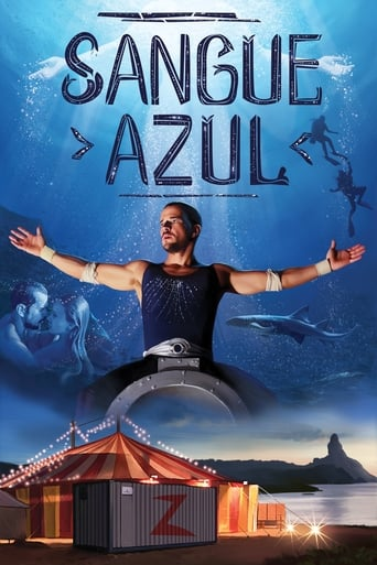 Poster of Sangue Azul