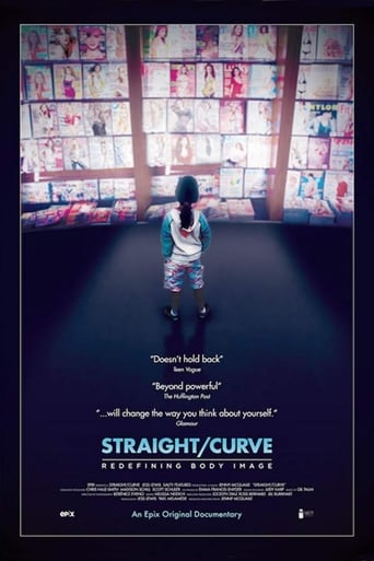 Poster of Straight/Curve: Redefining Body Image