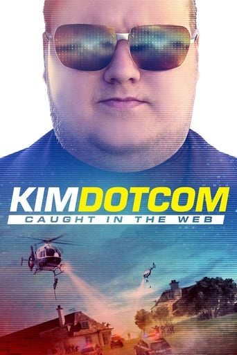 Poster of Kim Dotcom: Caught in the Web