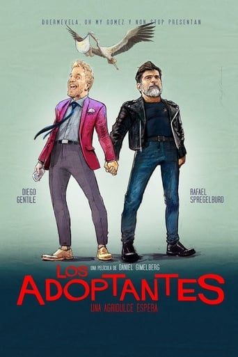 Poster of The Adopters