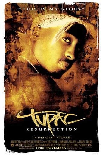 Poster of Tupac: Resurrection