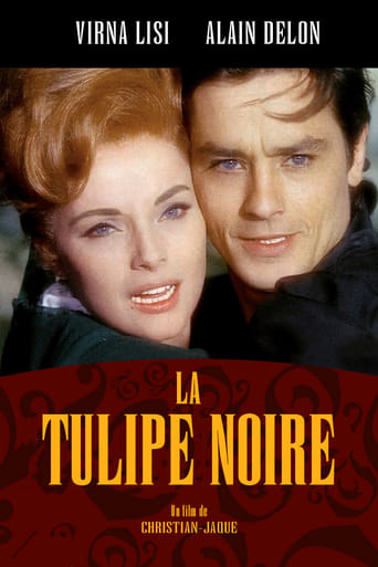 Poster of The Black Tulip