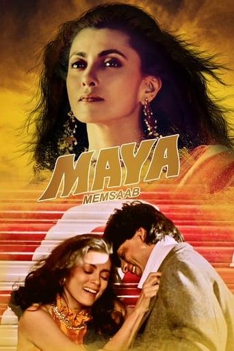 Poster of Maya Memsaab