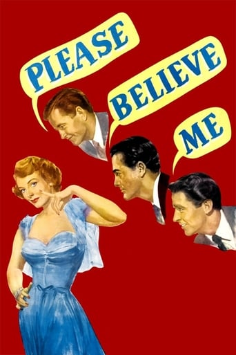 Poster of Please Believe Me