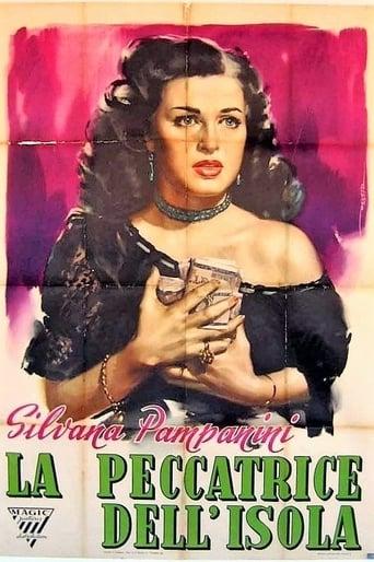 Poster of La peccatrice dell'isola