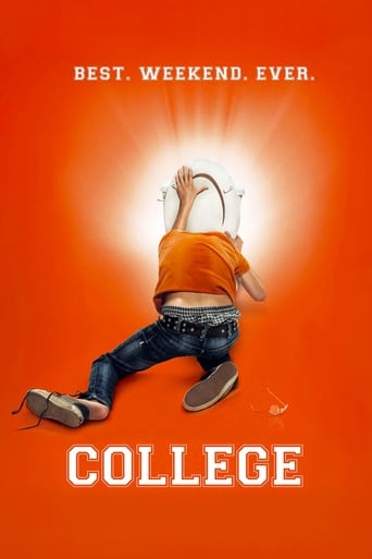 Poster of College
