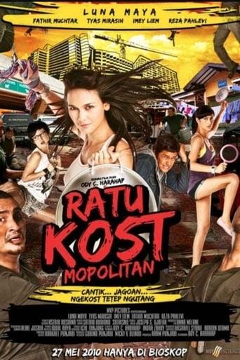 Poster of Ratu Kostmopolitan