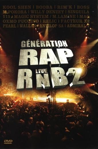 Poster of Génération Rap RnB 2