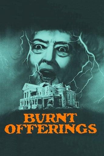 Poster of Burnt Offerings