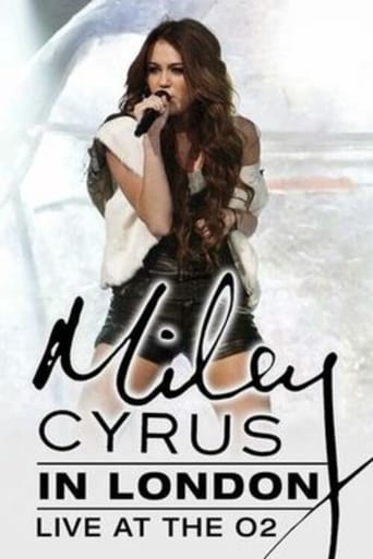 Miley Cyrus: Live At the O2