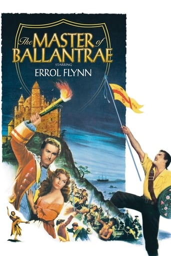 Poster of The Master of Ballantrae