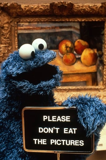 Poster of Don't Eat the Pictures: Sesame Street at the Metropolitan Museum of Art