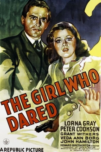 Poster of The Girl Who Dared