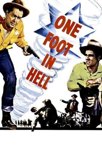 Poster of One Foot in Hell