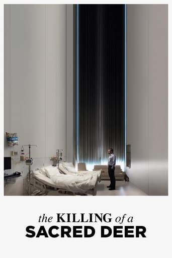 Poster of The Killing of a Sacred Deer