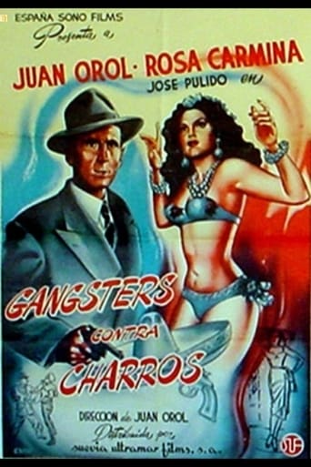 Poster of Gángsters contra charros