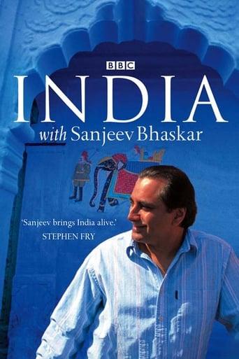 Poster of India with Sanjeev Bhaskar