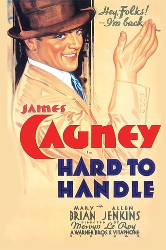 Poster of Hard to Handle