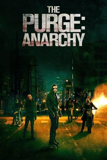 Filmplakat von The Purge: Anarchy