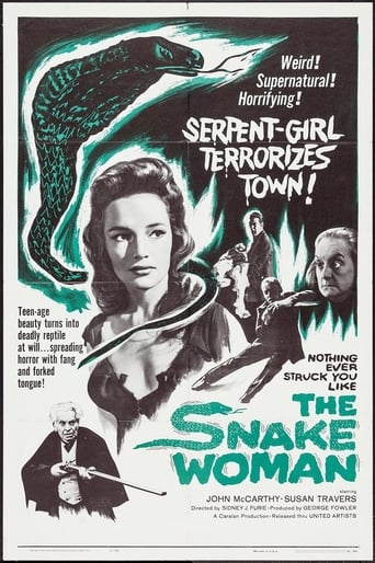 Poster of The Snake Woman