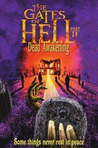 Poster of Gates of Hell 2:  Dead Awakening