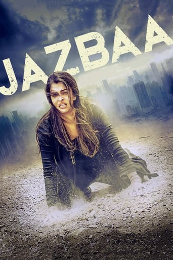 Poster of Jazbaa
