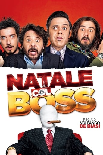 Poster of Natale col boss