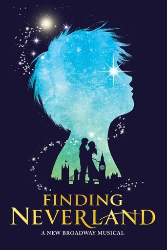 Poster of Finding Neverland