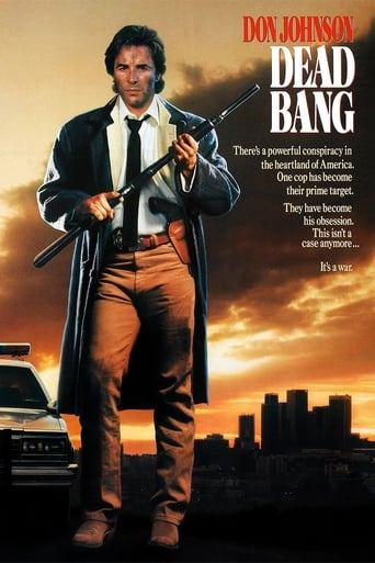 Poster of Dead bang - A colpo sicuro