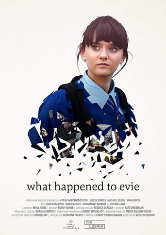 Poster of What Happened to Evie