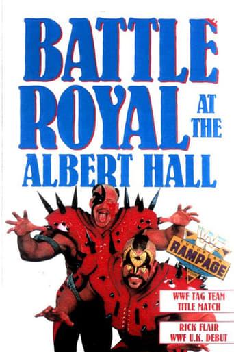 WWE Battle Royal at the Albert Hall