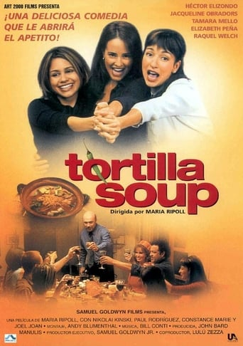 Poster of Tortilla Soup