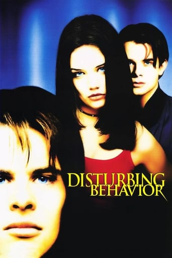 Poster of Disturbing Behavior