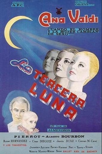 Poster of La tercera luna