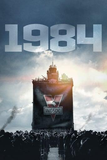 Filmplakat von 1984