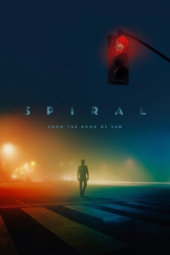 Poster of Spiral: From the Book of Saw