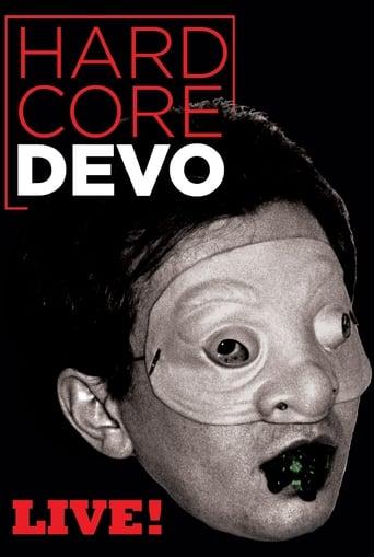Poster of Devo: Hardcore Live!