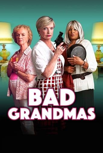Poster of Bad Grandmas
